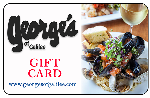 georges gift card image